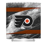 Philadelphia Flyers Shower Curtain