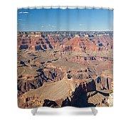 Pima Point Grand Canyon National Park Shower Curtain