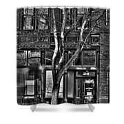 Pioneer Square No.1 Shower Curtain