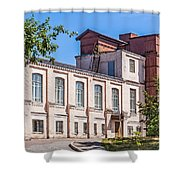 Polytechnic Institute Of Kiev Shower Curtain
