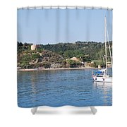 Porto Bay Shower Curtain