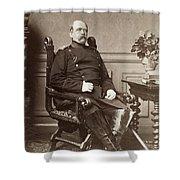 Prince Otto Von Bismarck (1815-1898) Shower Curtain