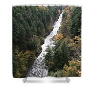 Quechee Gorge Shower Curtain
