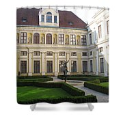 Residence Munich Shower Curtain