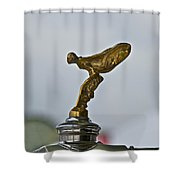 Rolls Royce Shower Curtain