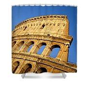 Roman Coliseum Shower Curtain