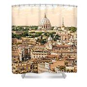 Rome - Italy Shower Curtain