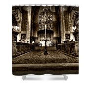 Saint Marks Episcopal Cathedral Shower Curtain