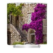 Saint Paul De Vence Shower Curtain