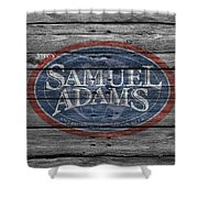Samuel Adams Shower Curtain