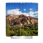 Santa Ynez Valley Shower Curtain