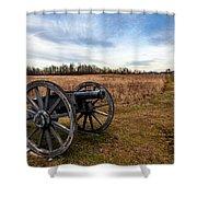 Saratoga Battlefield Shower Curtain