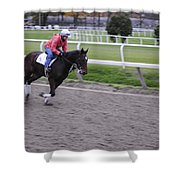 Saratoga Shower Curtain