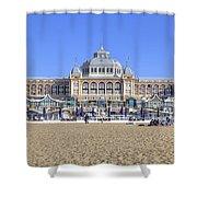 Scheveningen Shower Curtain