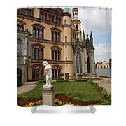 Schwerin - Palace - Germany Shower Curtain