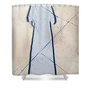 Shadow Of Life No.16 Shower Curtain