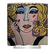 Shirley  Shower Curtain