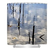 Skinny Dipping Shower Curtain