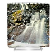 Smoky Mountain Falls Shower Curtain