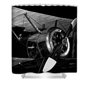 Sopwith Pup Shower Curtain