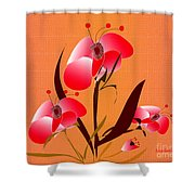 Spirit Of Love Shower Curtain