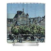 St. Germain L'auxerrois Shower Curtain