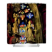 St Stephens - Vienna Shower Curtain