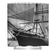 Star Of India Shower Curtain