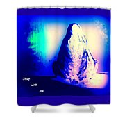 Stay With Me, Make Me Sway  Shower Curtain