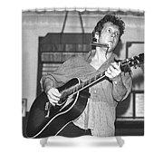 Steve Forbert Shower Curtain