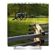 Stones River Battlefield Shower Curtain
