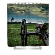 Stonewall At Henry Hill Shower Curtain