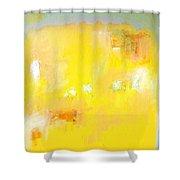 Summer Ice Cream Stains Shower Curtain