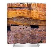 Sun Point View Mesa Verde National Park Shower Curtain