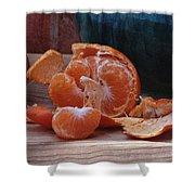 Tangerines Shower Curtain