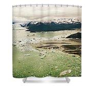 Tatshenshini River Shower Curtain