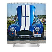 The Beast Shower Curtain by Steve Harrington