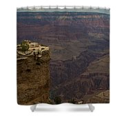 The Grandest Of Canyons Shower Curtain