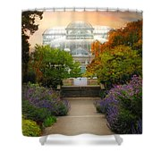 The Greenhouse Shower Curtain