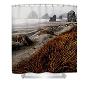 The Oregon Coast  Shower Curtain