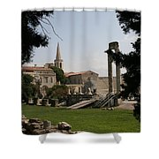 Theatre Antique  Arles Shower Curtain