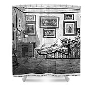 Thurlow Weed (1797-1882) Shower Curtain