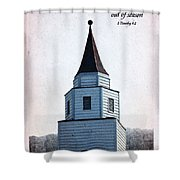 2 Timothy 4 2 Shower Curtain