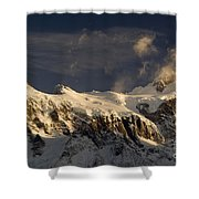Torres Del Paine, Chile Shower Curtain