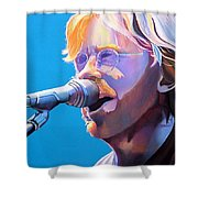 Trey Anastasio Shower Curtain
