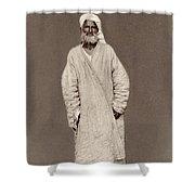 Turkestan Mazang, C1865 Shower Curtain