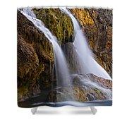 Turner Falls Shower Curtain