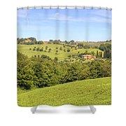 Tuscany - Montepulciano Shower Curtain