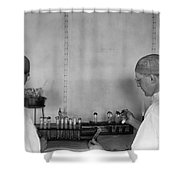Typhoid: Vaccine, C1917 Shower Curtain