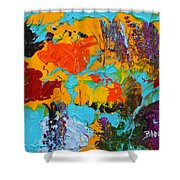 Under The Tropical Sea Shower Curtain